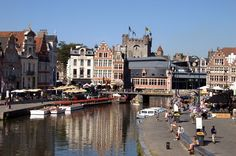 GHENT -                This medieval city with a vibrant, living heart makes Ghent Europe's Cultural Capital