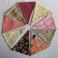 Bunting - creat your own