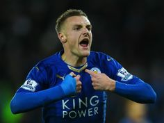 Leicester City striker Jamie Vardy: 'We deserved victory over Swansea City'
