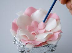 Five petal fantasy flower 5