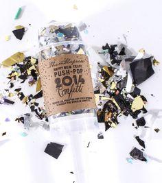 Push-Pop 2014 Confetti
