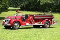 Pins Daddy 1940 Diamond T Oren 500 200 Pumper Vintage Fire Picture to Pin on Pinterest