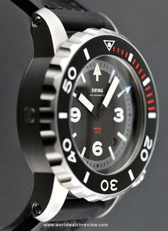 Dievas Tactical Maya automatic diving watch
