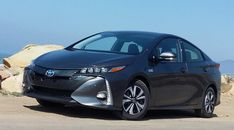 2017 Toyota Prius Prime #Toyota #Prius Toyota Prius, Automobile Industry, Fuel Economy, Concept Cars