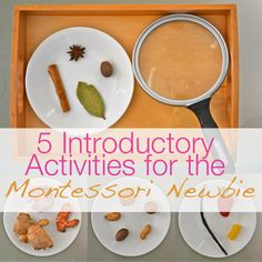 Modern Parents Messy Kids: How to Make Like a Montessori Mama: Part 1 - Food Activities