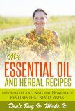 Free book about homemade remedies with essential oils . Free for 2 more days