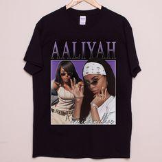 Aaliyah Tee – RoyalTeesLondon
