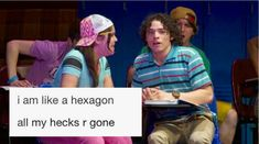 what the heck's i gotta do Theatre Geek, Musical Theatre, 21 Chump Street, Michael Mell, Anthony Ramos, Love Plus, Bad Memes, Look What I Made, Dear Evan Hansen