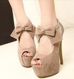 2013 Neu PlateauAbend Stilettos Damen Schuhe Pumps High Heels Peep Toes Peeptoes Ankle Boots Abiball Abschluss