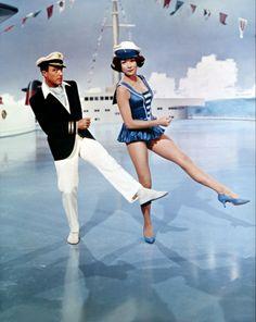 Gene & Shirley MacLaine.