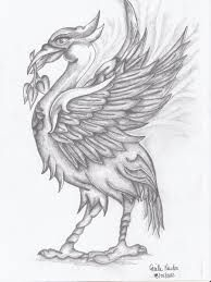 Liverbird by chizzel on DeviantArt Liverpool Bird, Liverpool Images, Liverpool Tattoo, Liverpool Logo, Liverpool Wallpapers, Liverpool Football Club, Forearm Tattoos, Sleeve Tattoos, Liverbird Tattoo