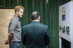 Prince Harry Visits Nepal - Day 4