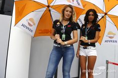 Grid Girls MotoGP - GP de San Marino