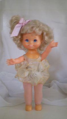 Boneca Antiga Dancinha Estrela - R$ 58,00 no MercadoLivre