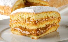 You searched for - Receitas de Pesos Finger Food Desserts, No Bake Desserts, Sweet Recipes, Cake Recipes, Homemade Cakes, Let Them Eat Cake, Yummy Cakes, Cupcake Cakes, Bakery