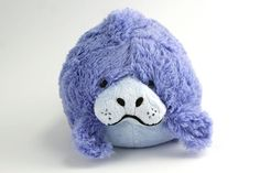 manatee! blob shaped! ♥