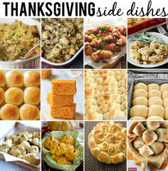 thanksgiving side dishes perfect for your family dinner or party. Easy Holiday Recipes, Healthy Recipes On A Budget, Great Recipes, Holiday Ideas, Yummy Recipes, Thanksgiving Side Dishes, Thanksgiving Recipes, Thanksgiving 2017, Party Ideas For Teen Girls