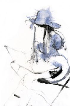 French illustrator Aurore de la Morinerie.