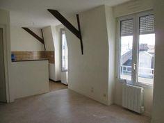 kitchenette US, chauffage gaz, lumineux, chambre - cheap, classe E Appartement 2 pièces 33 m²