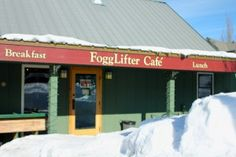Foglifter Cafe McCall