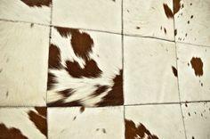 Alfombra de cuero de vaca - Zerimar