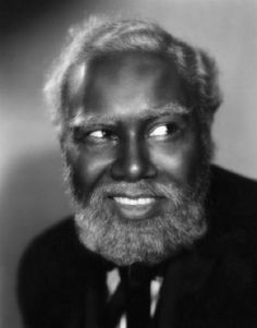 Black Then | Rex Ingram: Pioneer Black Actor With Powerful Presence and Voice on Stage