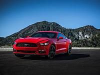 Ford Mustang EcoBoost 2015 01