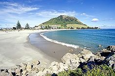 mt maunganui - I miss walking here everyday!