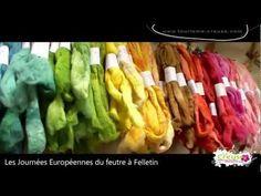Journées Européennes du Feutre à Felletin - Creuse #YesYouAre #Limousin