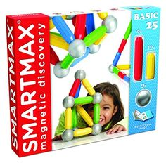 Smartmax - SMX 301 - Jeu de Construction - Basic - 25 Pièces Smartmax http://www.amazon.fr/dp/B005N23O9E/ref=cm_sw_r_pi_dp_HkX9ub0X1HT6C
