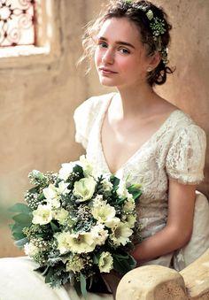 花嫁のためのピュアカラー❤幸せのホワイトブーケ | ウエディング | 25ans(ヴァンサンカン)オンライン