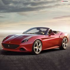 New #Ferrari #CaliforniaT has been unveiled. Know more on ZigWheels.com
