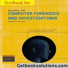 This is downloadable complete test bank for guide to computer test bank for guide to computer forensics and investigations edition by nelson solutions manual and test bank for textbooks fandeluxe Gallery