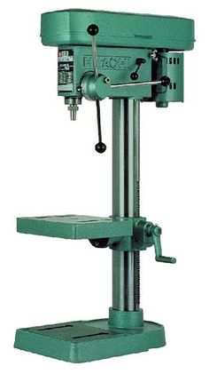 Hitachi B13S    * 220-240 Volt/ 50-60 Hz * Bench Drill Press with 13mm Square Table  Price $2000