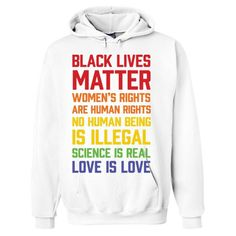 Buy Black Lives Matter List hoodie This hoodie is Made To Order, one by one printed so we can control the quality. We use newest DTG Technology to print on to Black Lives Matter List hoodie Funny Shirt Sayings, Shirts With Sayings, Funny Shirts, Black Lives Matter Shirt, Zombie T Shirt, Time T, Direct To Garment Printer, Favorite Tv Shows, Shirt Style