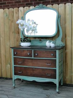 Dresser - painted furniture
