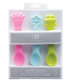 Silicone Spoon 3 Pack