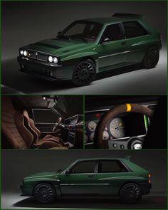 Lancia Delta, My Dream Car, Dream Cars, Rc Chassis, Fish And Ski Boats, Alfa Romeo 156, Oldsmobile 442, Bass Boat, Car In The World