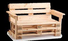 Sehe dir das Foto von Handwerklein mit dem Titel Gartenmöbel aus Europaletten selber bauen mit Bauanleitung für Palettenbank und andere inspirierende Bilder auf Spaaz.de an.