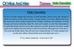 Male friendship