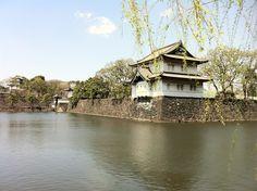 皇居 (Imperial Palace) in 皇居, 東京都