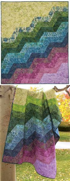 WILEY WAY QUILT KIT