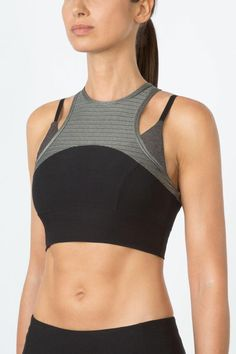 Kata Multi-Strap Sports Bra | Women's Studio | MPG Sport