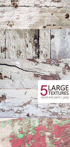 5 Wood Paint Textures   creativealys.com