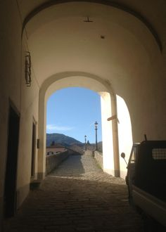 Pontremoli, Lunigiana, northern Tuscany