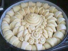 معجنات سهلة وسريعة+افكار يدة####best idea to make a nice pastries