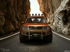 Dacia Duster Tuning 15 by cipriany.deviantart.com on @DeviantArt