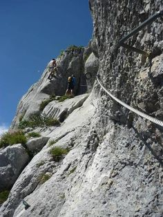 via ferrata grenoble bastille accident