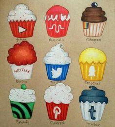 Images and videos of social media art Cool Art Drawings, Amazing Drawings, Art Drawings Sketches, Drawing Ideas, Pencil Drawings, Cute Disney Drawings, Kawaii Drawings, Emoji Drawings, Disney Kunst