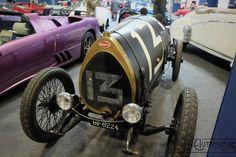 """Bugatti """"Brescia"""" (type 13) dans L'Automobiliste (de 1967)"""